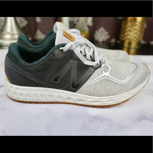 free shipping wholesale sales special sales New Balance fresh foam zante sweatshirt gray/navy